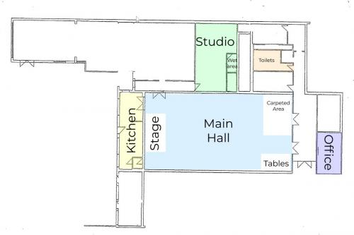 APCH Floor Plan